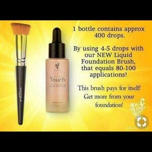 Lace -mineral touch foundation